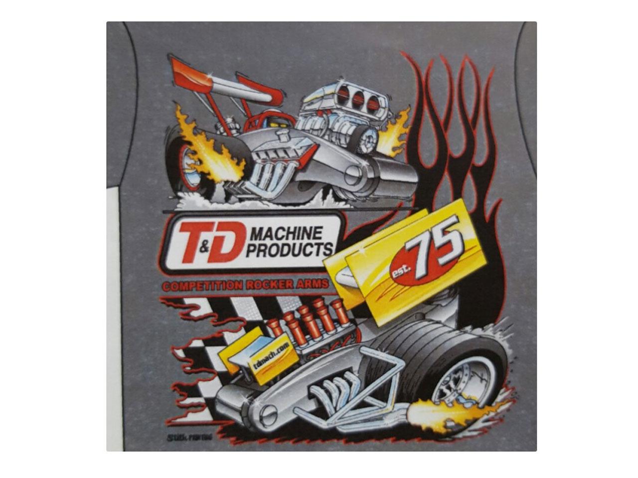 T&D T-shirt
